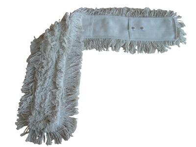 Ricambio in cotone per scopa a forbice